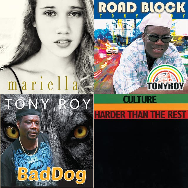 Deirdre's Reggae List on Spotify