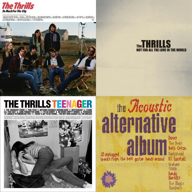 The Thrills on Spotify