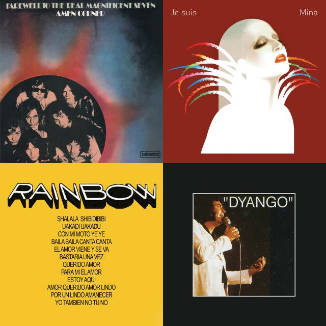Battisti international playlist