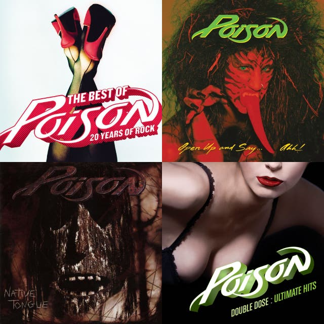 POISON HITS on Spotify