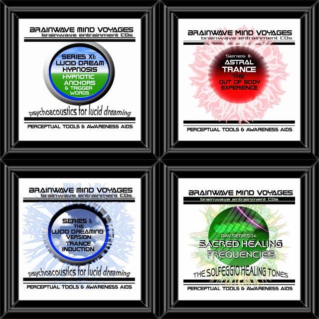 Brainwave Mind Voyages – BMV Series 1 - Lucid Dreaming - Dream