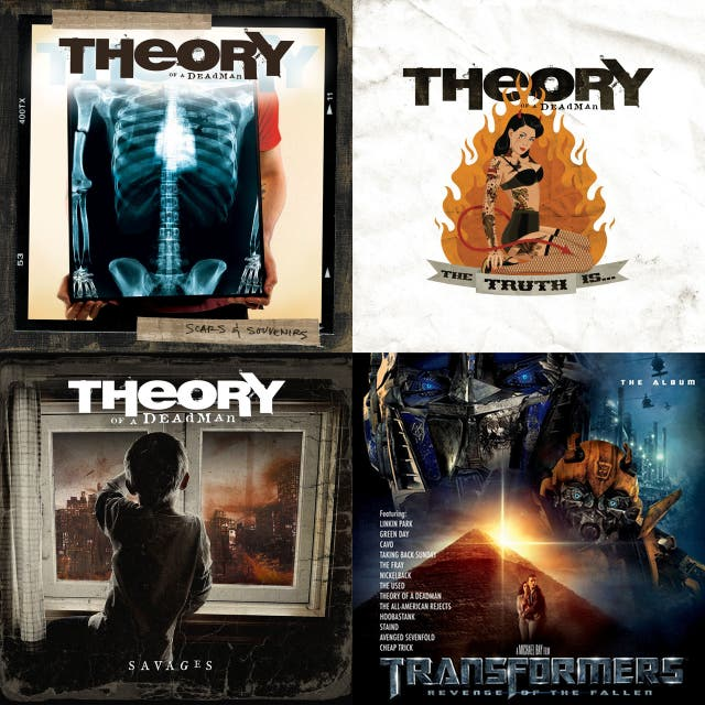 theory of a deadman savages best songs