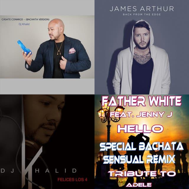 Bachata 100-114 bpm on Spotify