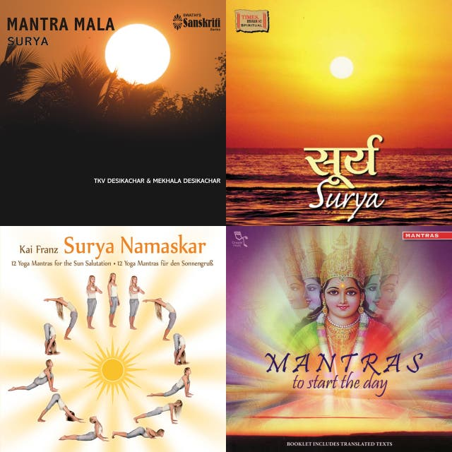 Mantra Surya Namaskar on Spotify