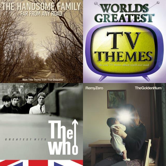 Temas de séries da TV, a playlist by rogerionascrocha on Spotify