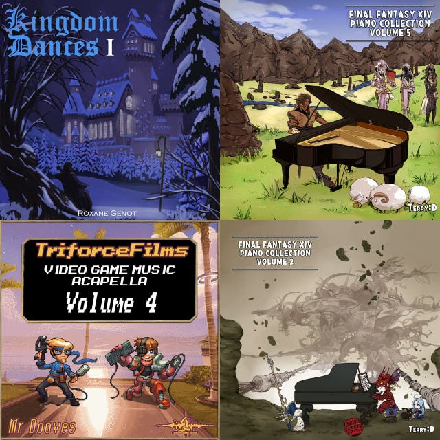 Final Fantasy 14 OST on Spotify