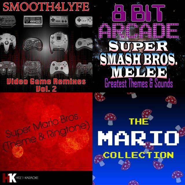 Super Mario Bros — Super Mario Bros  (Theme) on Spotify