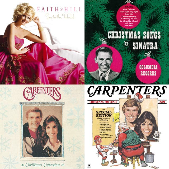 Carpenters Christmas Portrait.Karen Carpenter Christmas On Spotify