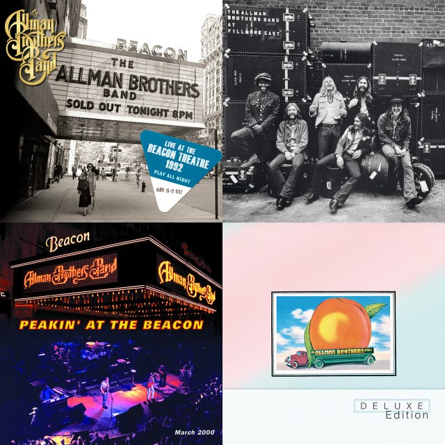 Allman Brothers 3/15/14 on Spotify