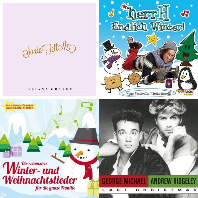 Kinderlieder - Weihnachts-Hits nicht nur für Kids