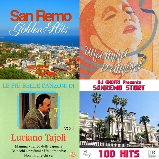 Sanremo 1961 playlist