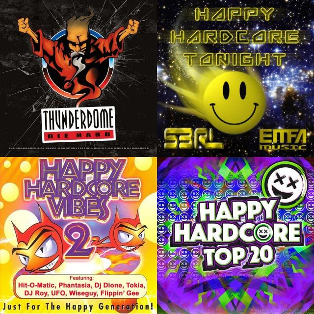 Defqon 2019 - Happy Hardcore on Spotify