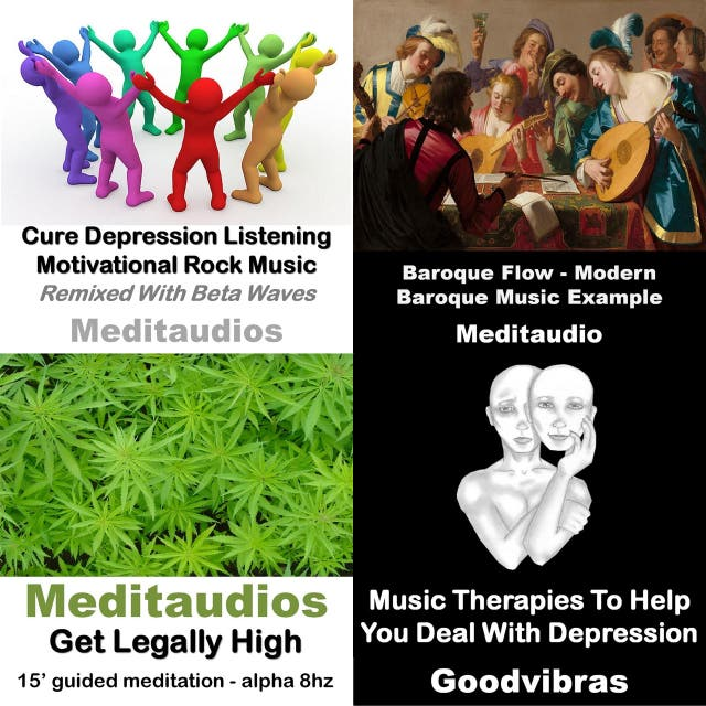 e04cf8c458ba6 Music therapies to beat depression on Spotify