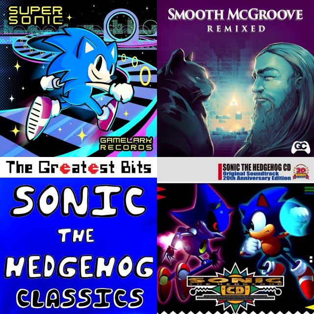 Sonic Mania on Spotify
