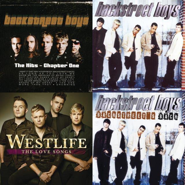 90s BoyBands :-) on Spotify