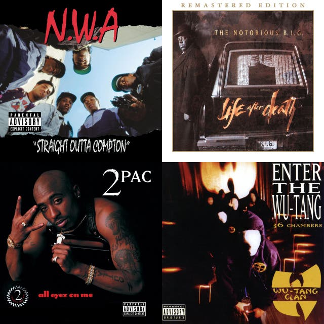 23 Classic Hip-Hop Workout songs on Spotify