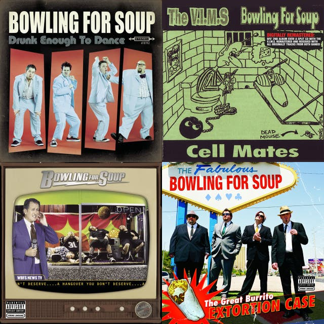 Bowling For Soup And The Likes On Spotify