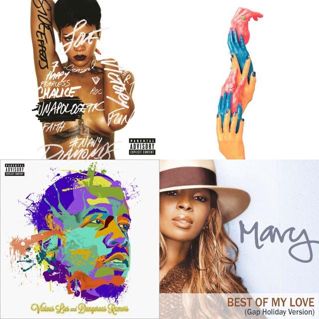 100-110 bpm on Spotify