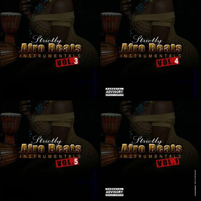 Afrobeats Instrumentals on Spotify