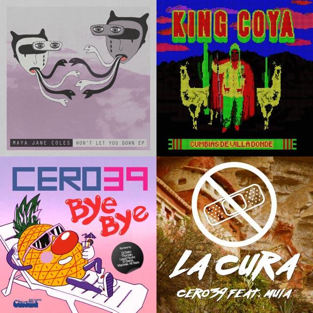Electro Latin & Cumbia on Spotify