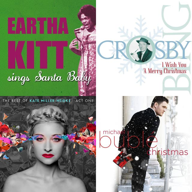 200 Secular Christmas Songs On Spotify