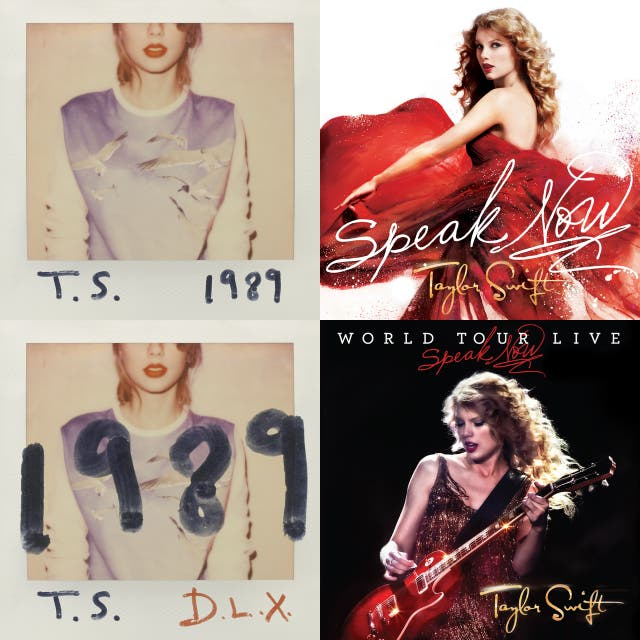 Taylor Swift  Only The Best Songs on Spotify