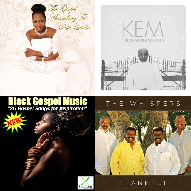 Black Gospel Music on Spotify