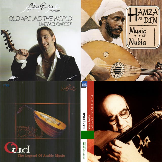 Oud music  (Arabic lute or guitar ) on Spotify