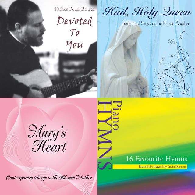 Marian hymns on Spotify