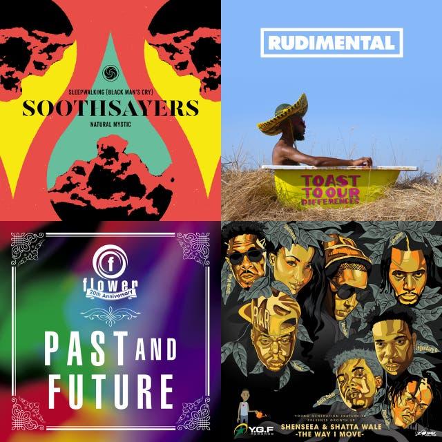 Top 30 best reggae songs so far 2018 on Spotify