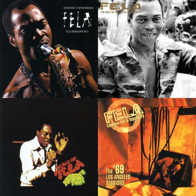 Fela Kuti - The Fela Original from Fela! On Broadway on Spotify