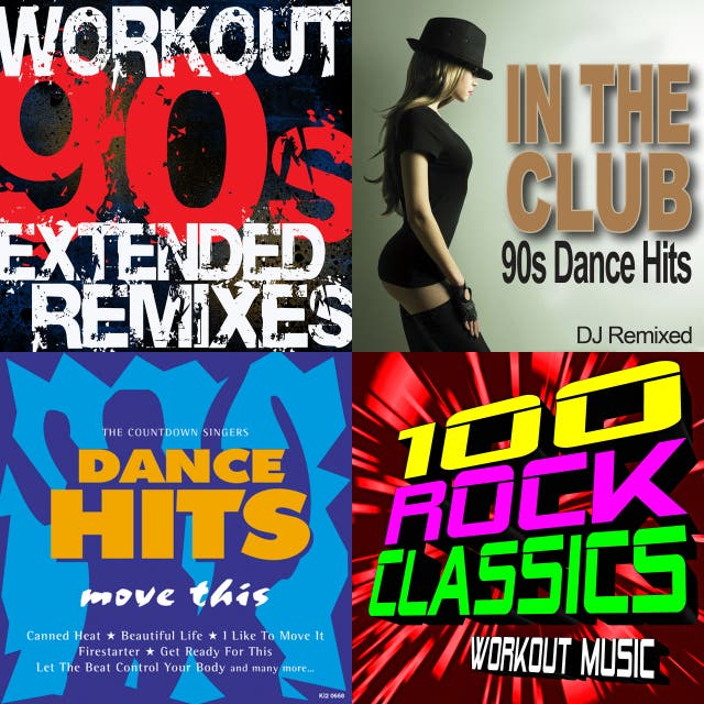 DJ Remix Factory – DJs Only - 90s Extended ReMixes on Spotify