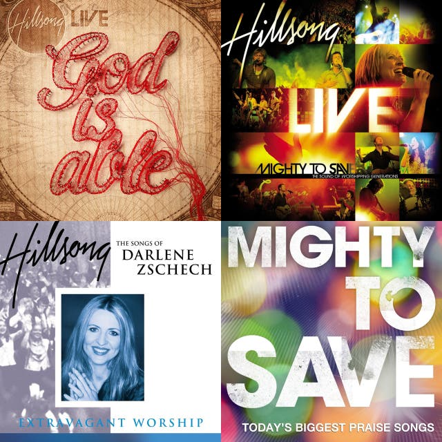 Hillsong Worship — Mighty to Save - Live on Spotify
