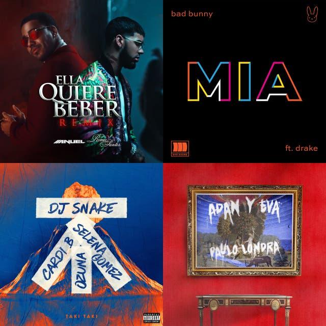 Musica de reggaeton 2019