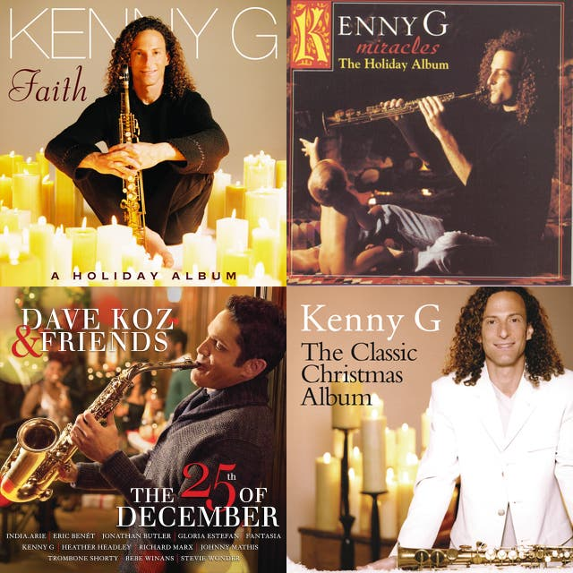 Kenny G Christmas.Kenny G Christmas Songs On Spotify