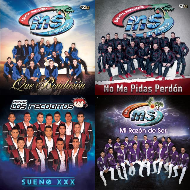 mix de banda los recoditos viejitas