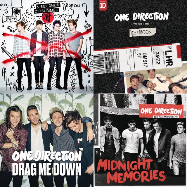 One Direction - Midnight Memories (Deluxe) on Spotify