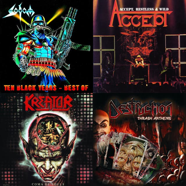 German Headbangers - The best Metal bands from Germany on