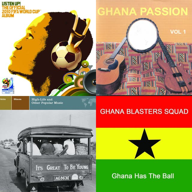 GHANA High-Life and Other Popular Music - GHANA High-Life