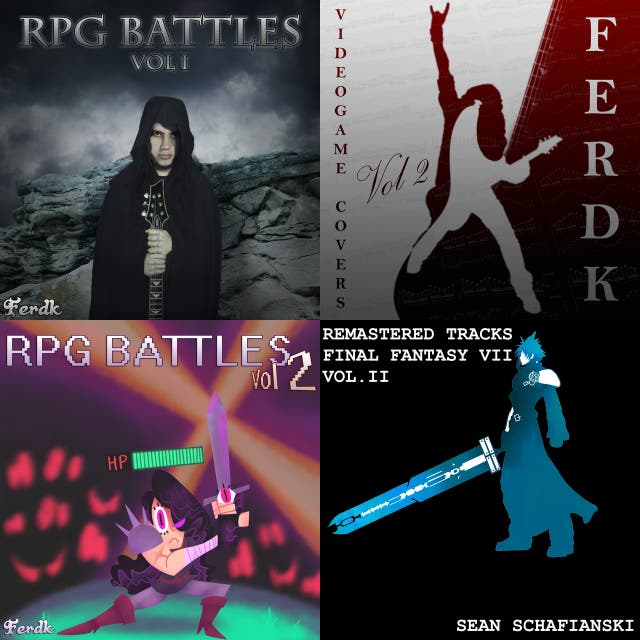 Fight! RPG Battle Muisc on Spotify