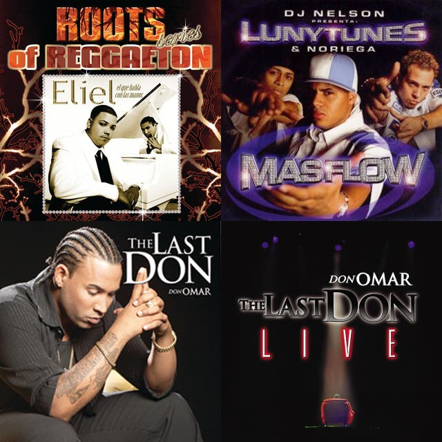 Don Omar – The Gold Series