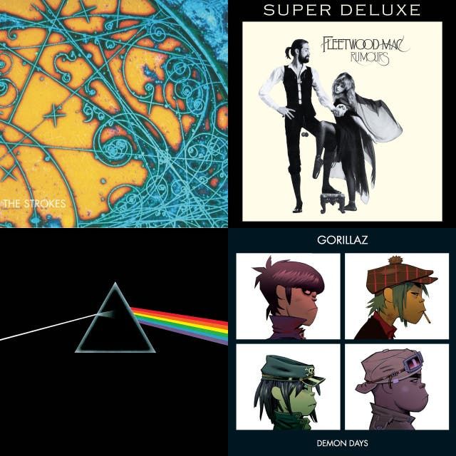 Best Albums of All Time Reddit on Spotify