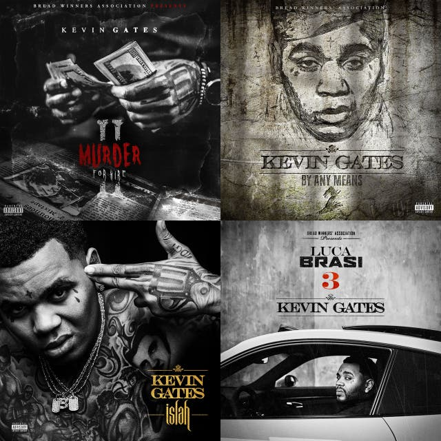 Kevin Gates on Spotify