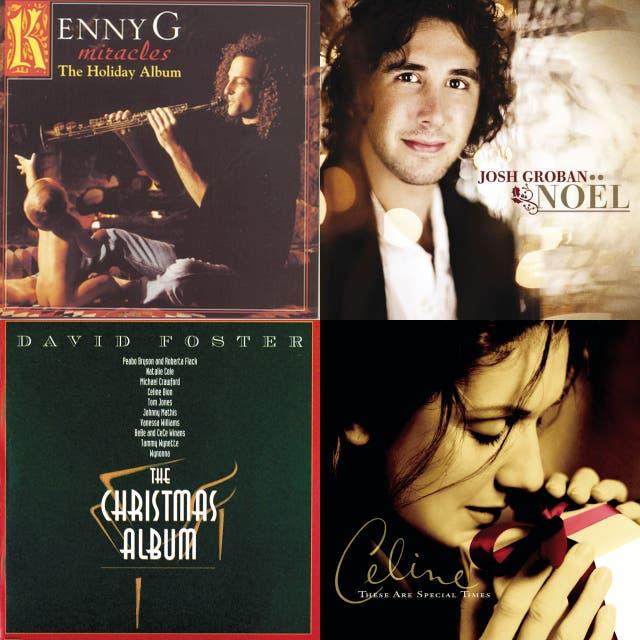 Josh Groban Christmas.Billboard S Top Christmas Albums On Spotify