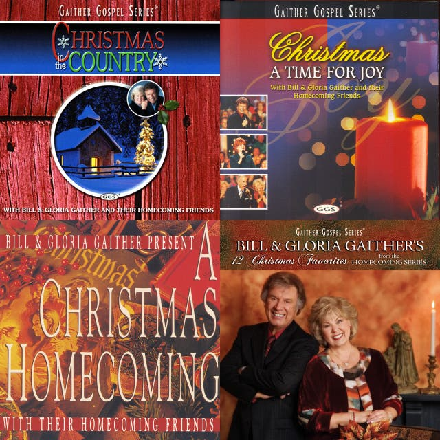 Christmas-Gaithers on Spotify