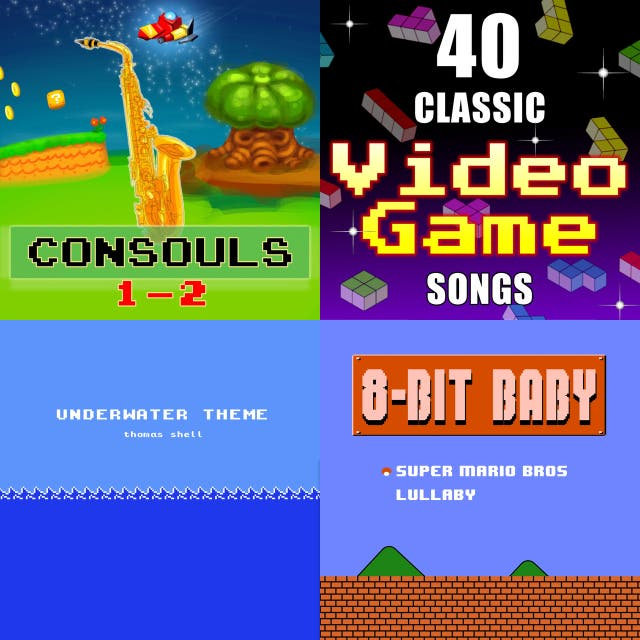 Mario on Spotify