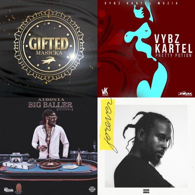 Top 100 Dancehall 2019 on Spotify