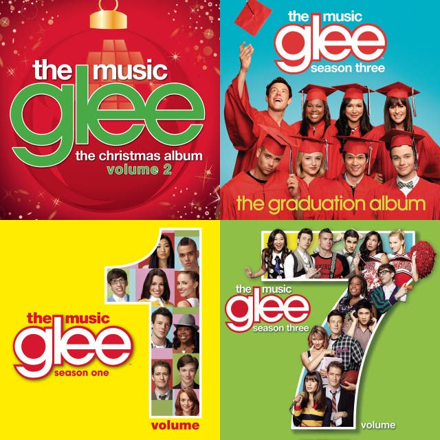 Glee Cast on Spotify
