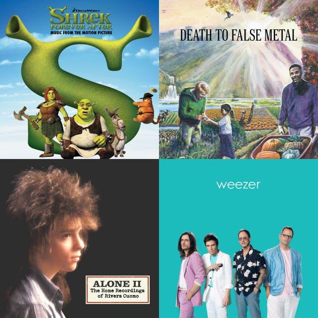 Weezer – Weezer (Teal Album) on Spotify