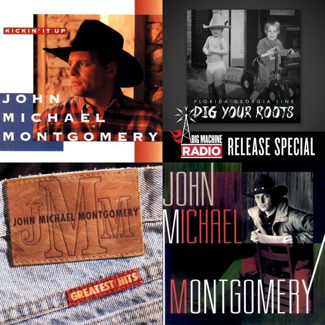 John Michael Montgomery — I Swear on Spotify